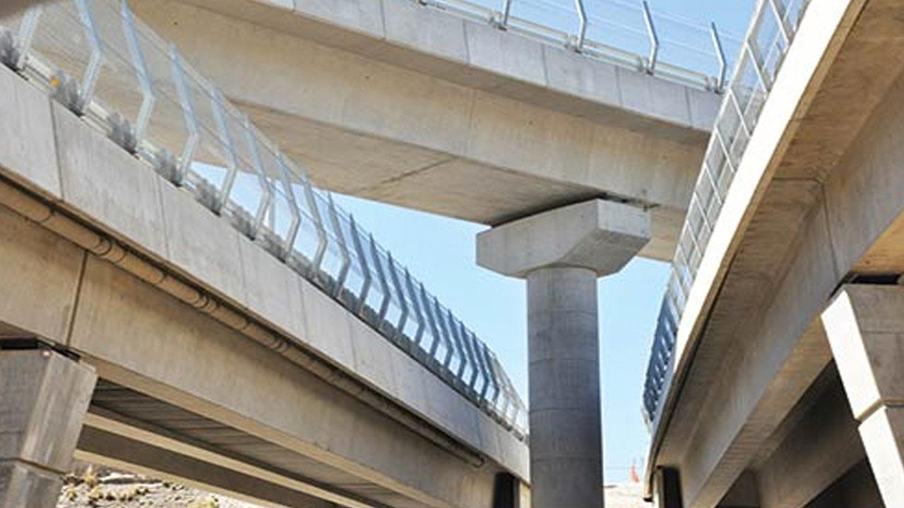 Kenro Hunter Expressway Bridge