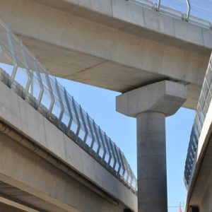 metal bridge fabrication