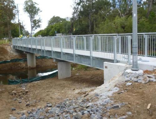 peaks crossing bridge manufacturer