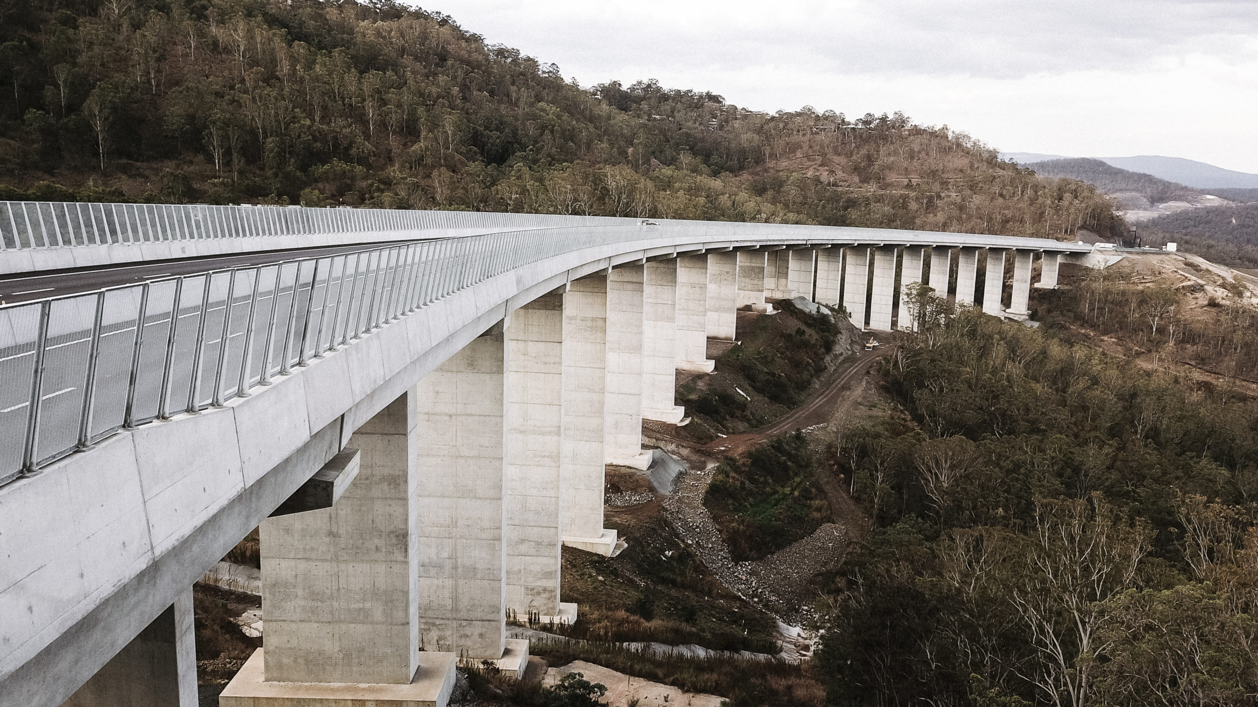 Toowoomba's Second Range Crossing Project