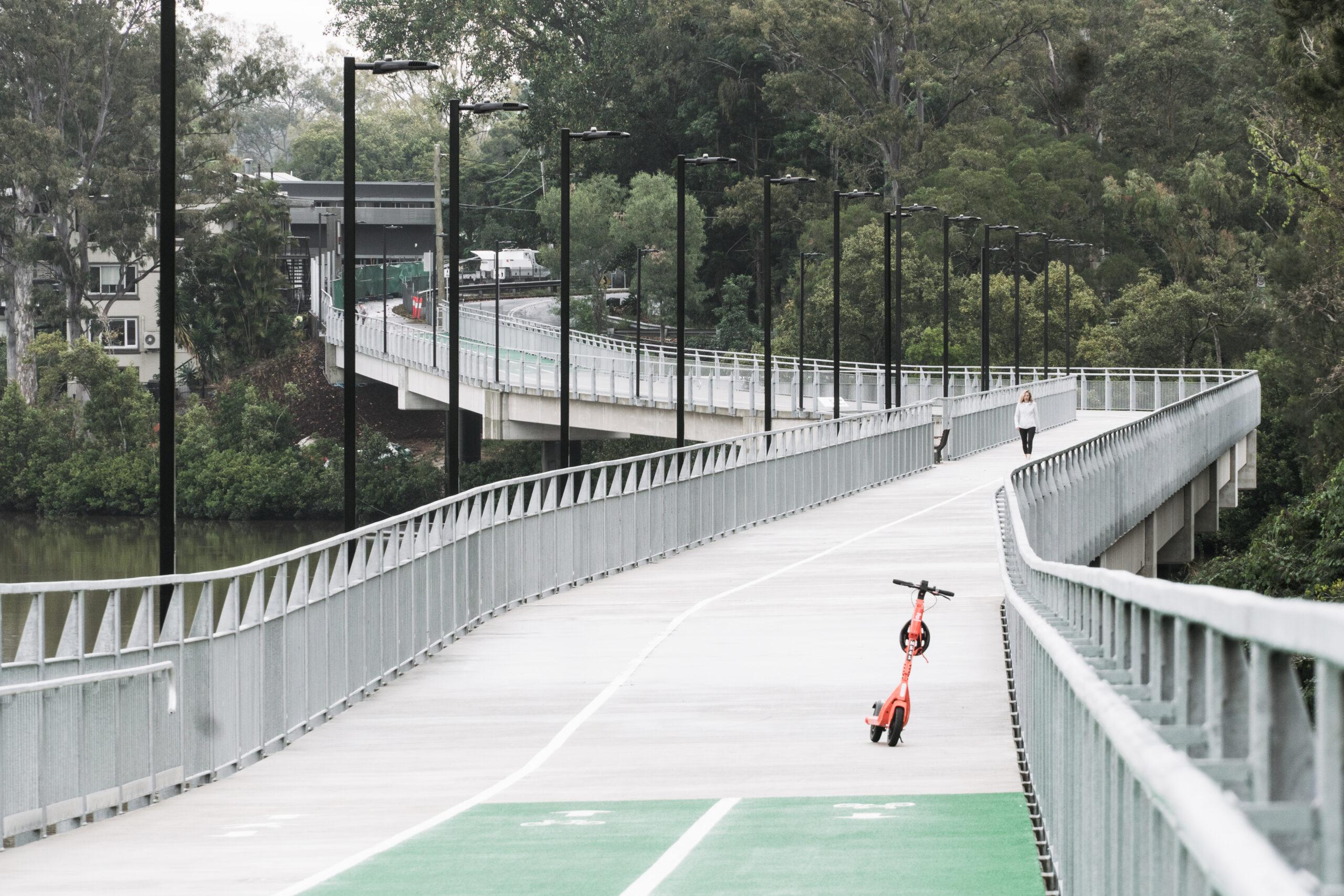 Indooroopilly Riverwalk Handrail & Balustrade