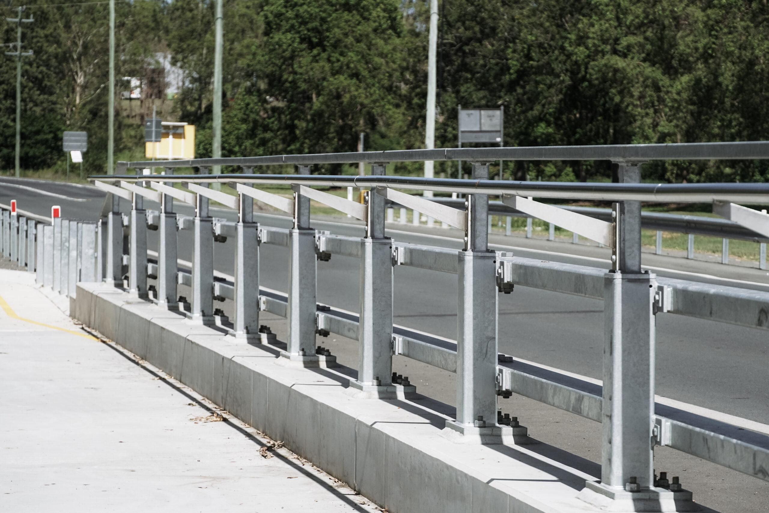Kilcoy Bridge - TMR Bridge Rail